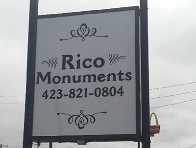 Rico Monuments Moves After 30 Years